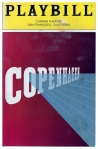 Copenhagen Playbill