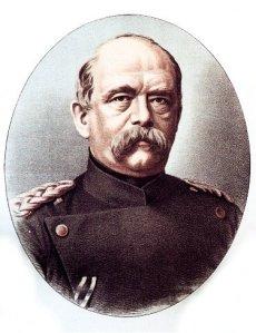 Otto Eduard Leopold von Bismarck, Count of Bismarck-Schönhausen, Duke of Lauenburg, Prince of Bismarck (1815 – 1898)