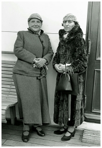 Gertrude Stein and Alice B. Toklas